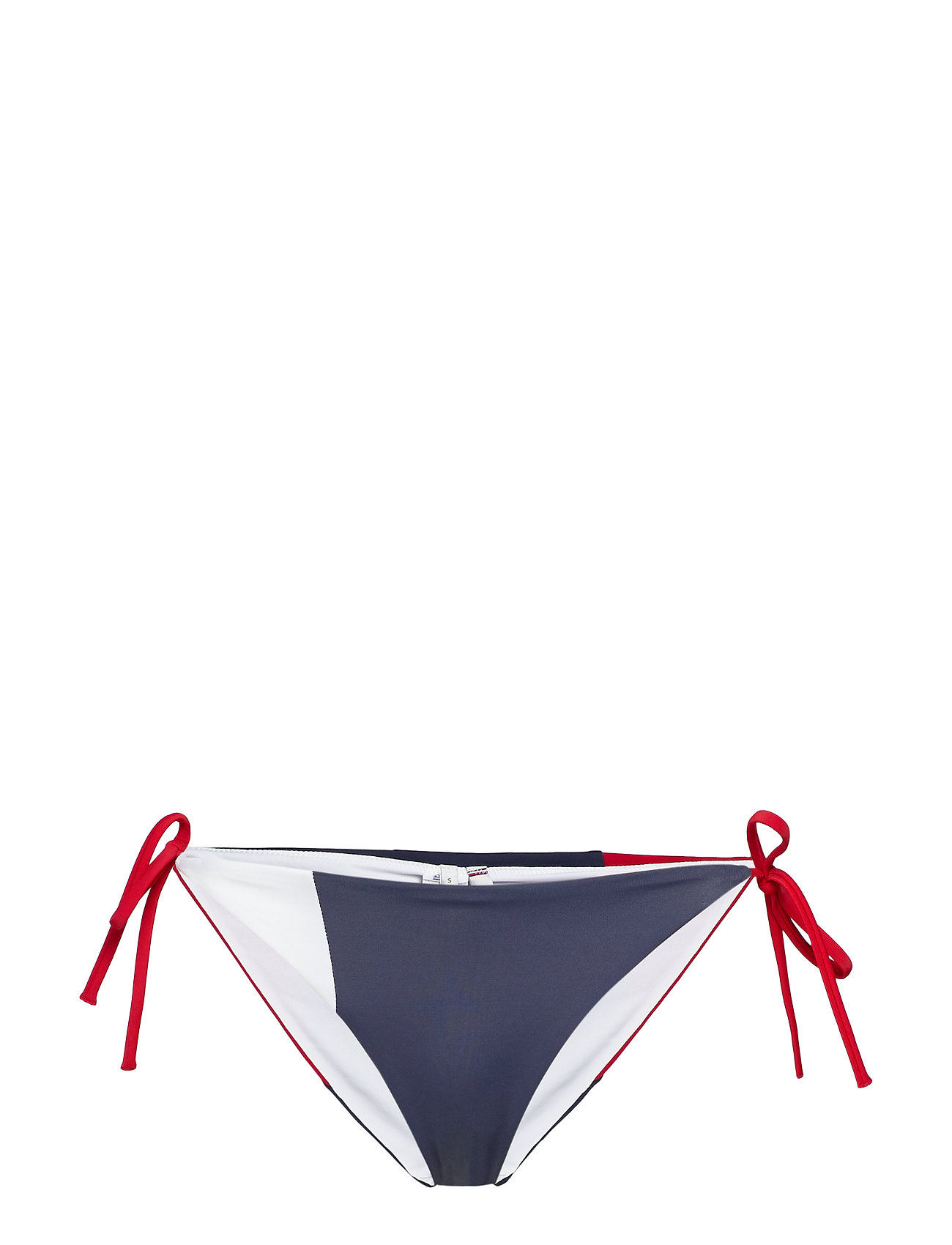 Tommy Hilfiger CHEEKY STRING SIDE T - TANGO RED