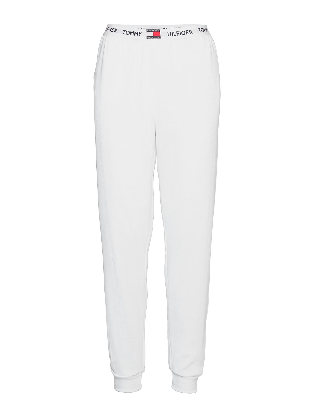 Pant Lwk Pyjamasbukser Hyggebukser Hvid Tommy Hilfiger