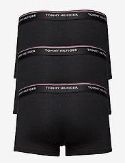 Tommy Hilfiger - Low rise trunk 3 pack premium ess - underwear - black - 1