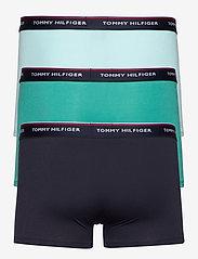 Tommy Hilfiger - Trunk 3 pack premium essentials - boxers - desert sky/country club/summit - 5
