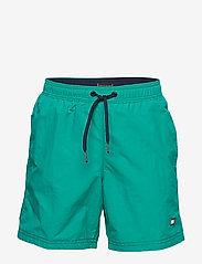 Tommy Hilfiger - MEDIUM DRAWSTRING - swimshorts - calypso green - 0