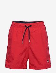Tommy Hilfiger - MEDIUM DRAWSTRING - swimshorts - red glare - 0