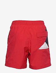 Tommy Hilfiger - MEDIUM DRAWSTRING - swimshorts - red glare - 1