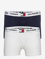 Tommy Hilfiger - 2P TRUNK - bottoms - navyblazer/pvhwhite - 0