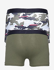Tommy Hilfiger - 2P TRUNK PRINT - bottoms - ag/tennis/stripe/aop/country c - 1