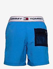Tommy Hilfiger - MEDIUM DRAWSTRING - badebukser - hyper blue - 1