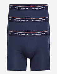 Tommy Hilfiger - 3P BOXER BRIEF - boxers - peacoat - 0