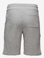 Tommy Hilfiger - SHORT HWK - bottoms - grey heather - 1
