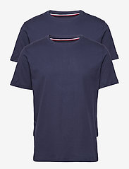 Tommy Hilfiger - 2P CN TEE SS - multipack - peacoat - 0