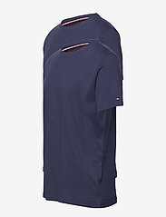Tommy Hilfiger - 2P CN TEE SS - multipack - peacoat - 2