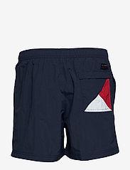 Tommy Hilfiger - SF MEDIUM DRAWSTRING - shorts de bain - pitch blue - 1