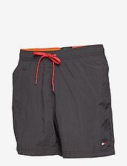 Tommy Hilfiger - SF MEDIUM DRAWSTRING - swim shorts - pvh black - 2