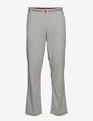 Tommy Hilfiger - JERSEY PANT - bottoms - grey heather - 0
