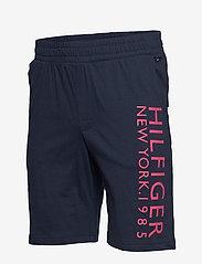 Tommy Hilfiger - SHORT LOGO - bottoms - navy blazer - 2
