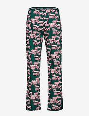 Tommy Hilfiger - LS TOMMY LOGO WOVEN - pyjamas - botanical garden - 5