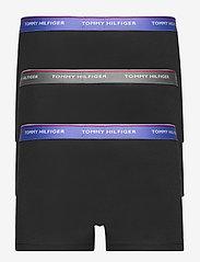 Tommy Hilfiger - 3P WB TRUNK - caleçon - iris blue/luna phase/lilac ice - 1