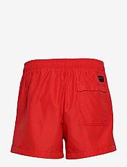 Tommy Hilfiger - SHORT DRAWSTRING - swim shorts - red glare - 1