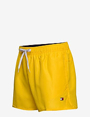 Tommy Hilfiger - RUNNER - swim shorts - bold yellow - 2