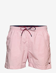Tommy Hilfiger - MEDIUM DRAWSTRING - shorts de bain - misty pink - 0