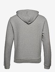 Tommy Hilfiger - FZ HOODIE LWK - basic sweatshirts - grey heather - 1
