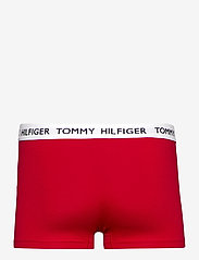 Tommy Hilfiger - TRUNK PRINT - boxers - ag/placed/signiture/primaryred - 1
