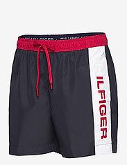 Tommy Hilfiger - MEDIUM DRAWSTRING - casual shorts - desert sky - 2