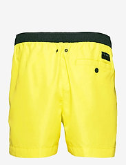 Tommy Hilfiger - MEDIUM DRAWSTRING - casual shorts - th neon yellow - 1