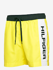 Tommy Hilfiger - MEDIUM DRAWSTRING - casual shorts - th neon yellow - 2
