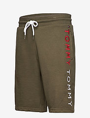 Tommy Hilfiger - TRACK SHORT - casual shorts - army green - 2