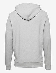 Tommy Hilfiger - FZ HOODIE - hoodies - grey heather - 1