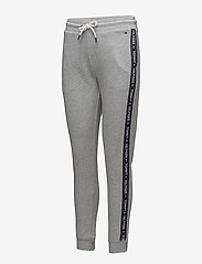 Tommy Hilfiger - TRACK PANT HWK - underdele - grey heather - 2