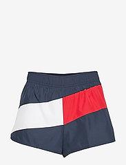 Tommy Hilfiger - CLB RUNNER - casual shorts - navy blazer - 0