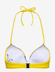 Tommy Hilfiger - FIXED TRIANGLE RP - bikini tops - bold yellow - 1