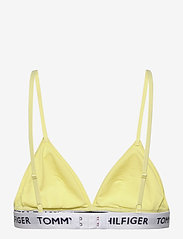 Tommy Hilfiger - PADDED TRIANGLE BRA - soutien-gorge souple - elfin yellow - 1