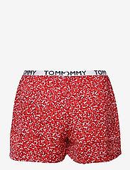 Tommy Hilfiger - CAMI SHORT SET PRINT - pyjama''s - primary red - 3