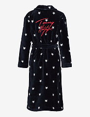 Tommy Hilfiger - TOWELLING ROBE STARS - pegnoirs - desert sky - 1
