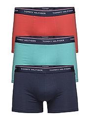 Trunk 3 pack premium essentials - PEACOAT/POPPY RED/CERAMIC? PEA