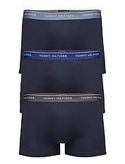 Trunk 3 pack premium essentials - BLUE HVN/MAZZ BLUE/IRON GATE(P