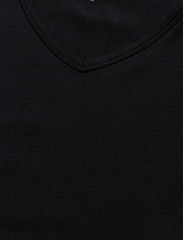 Tommy Hilfiger - STRETCH VN TEE SS 3PACK - t-shirts basiques - black - 2