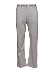 Cotton pant icon - GREY HEATHER