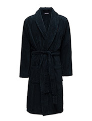 Icon bathrobe, LG - NAVY BLAZER-PT