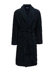 Icon bathrobe - NAVY BLAZER-PT