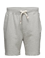 Icon HWK short - GREY HEATHER BC05