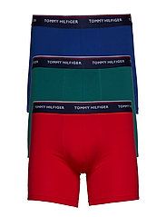 3P BOXER BRIEF - SODALITE BLUE/BAYBERRY/TANGO R