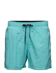 MEDIUM DRAWSTRING, 4 - BLUE CURACAO