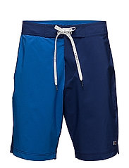 BOARDSHORT - BLUE DEPTHS-LAPIS BLUE