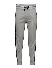 TRACK PANT HWK - GREY HEATHER