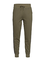 TRACK PANT HWK - OLIVE NIGHT