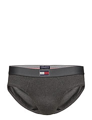 BRIEF - DARK GREY HTR