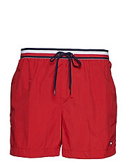 MEDIUM WAISTBAND - TANGO RED